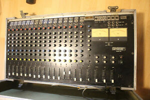 Soundcraft Series 1 - 16 channel mixer