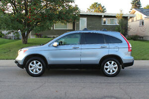 2007 Honda CR-V SUV, Crossover EXL fully loaded well maintained