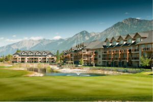 Timeshare at Big Horn Meadows in Radium BC.