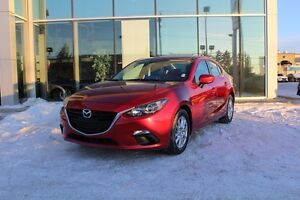 2014 Mazda Mazda3 MAZDA 3 GS SEDAN *CERTIFIED PRE-OWNED* LOW MIL