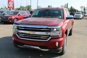2018 Chevrolet Silverado 1500 Crew Cab High Country 4x4- 6.2L V8