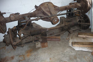 MGB Front and Rear Axles Windsor Region Ontario image 2