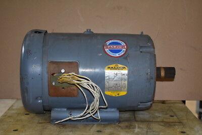 Electric Motor 7 12 Hp 1725 Rpm 208230460v 213c Cm3710t Baldor