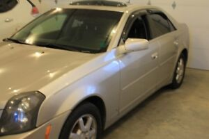 2007 Cadillac CTS SUV, Crossover