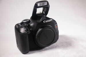 Price Lowered! Canon Rebel T3i w/2Batteries, Charger St. John's Newfoundland image 5