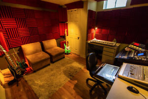 Ultrasonico Recording Studios $50/Hour