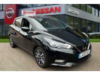 2020 Nissan Micra 1.0 IG-T 100 Tekna 5dr Xtronic Automatic Hatchback Petrol Auto