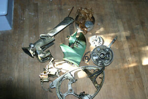 Antique outboard motor Parts