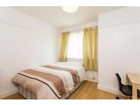 Short & Long let, Double room in a friendly, serviced house, all incl