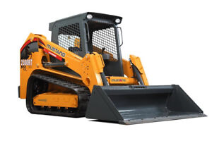 New Mustang 2500RT Track Loader