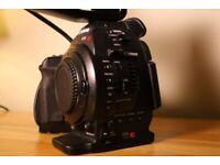 Canon C100 video camera + 2 batteries for sale  Oxford, Oxfordshire
