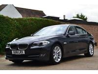 2011 BMW 5 SERIES 528I SE TURBO AUTOMATIC PETROL SALOON PETROL