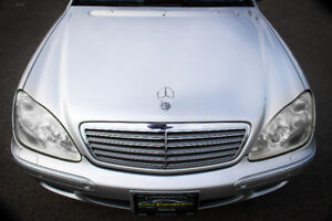 MERCEDES-BENZ S600! LUXURIOUS, SUPER-CLEAN, LOW KM'S!