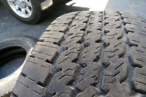 TR 275/70R18 Continental on 8 bolt rims Peterborough Peterborough Area image 2