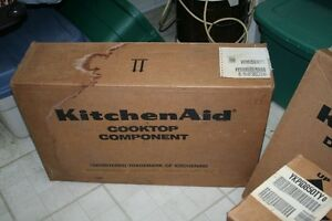 KitchenAid Electric Cook-Top Grill, Vent & Mount, still in boxes West Island Greater Montréal image 1