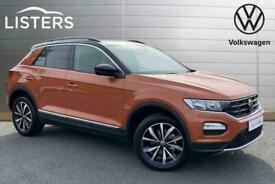 image for 2021 Volkswagen T-ROC HATCHBACK 1.5 TSI EVO Design 5dr DSG Auto SUV Petrol Autom