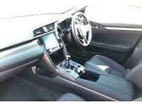 2019 Honda Civic 5dr 1.0t Vtec Sr Manual Hatchback Petrol Manual
