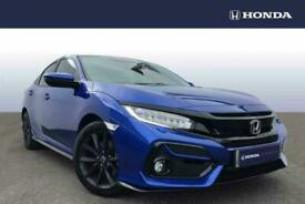 image for 2021 Honda CIVIC HATCHBACK 1.5 VTEC Turbo Sport 5dr Hatchback Petrol Manual