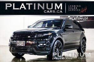 2013 Land Rover Range Rover Evoque DYNAMIC/ BLACK LIMITED EDITIO