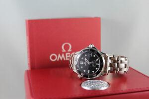 James Bond Seamaster Midsize Watch