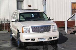 2003 Cadillac Escalade SUV, Crossover Campbell River Comox Valley Area image 7