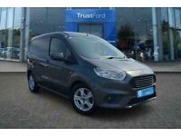 2019 Ford Transit Courier Limited 1.5 TDCi 100ps 6 Speed, 15 inch ALLOY WHEELS M