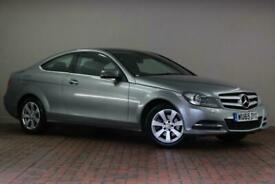 image for 2015 Mercedes-Benz C Class C220 CDI Executive SE 2dr Coupe Diesel Manual