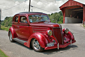1936 ford 4dr street rod