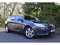 2013 Vauxhall Insignia 2.0CDTi Diesel Exclusive 1 Owner £110 A Month £0 Deposit
