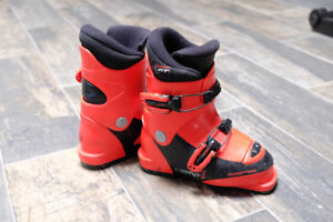 Rossignol Comp J Youth Ski Boots - Size 18.5/Kids 12
