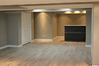 Custom Bathrooms, and Basement Renovations and Much More!