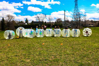 PLAY BUBBLE SOCCER AT YOUR DESIRED LOCATION!!!