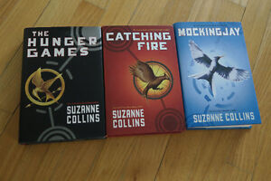 HUNGER GAMES COMPLETE SERIES