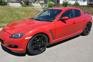 2005 Mazda RX-8 Coupe (2 door)