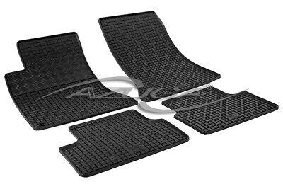 Gummimatten für Mercedes A-/B-Klasse W176/W246 CLA GLA C117 X156 Gummi-Fußmatten