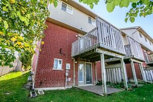 Move in Condition, End unit with walkout. London Ontario image 5