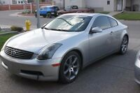 2004 Infiniti G35 Sport Coupe - AUTO! PERF PACKAGE! LUXURY 350Z!