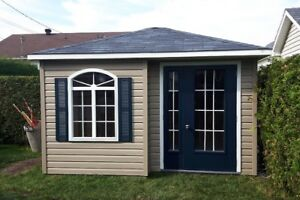 Winter Clearance Sale on Sheds and Garages...