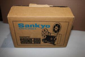 Sankyo movie projector