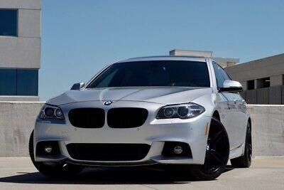 2014 BMW 5-Series 535i M Sport with Luxury Pkge 2014 BMW 5 Series 535i M Sport 535i M Sport with Luxury Pkge