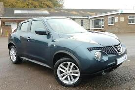 2013 63 Nissan Juke 1.5dCi Acenta 5 DOOR MANUAL PETROL