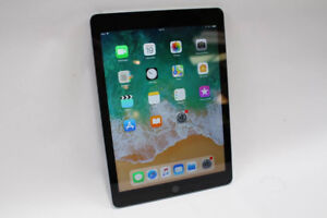 Tablette Apple iPad 5e génération 32 GB 299.95$