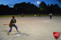 Softball League - Umpired and Inclusive!