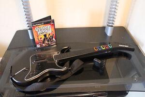 Guitar Hero 3 for PS2 Bundle - Includes Original Guitar