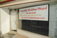 Jamesville Wedding Chapel - Love and Marriage