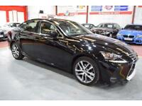 2017 17 LEXUS IS 2.5 300H EXECUTIVE EDITION 4D AUTO 179 BHP