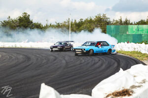 1988 Volvo 780 Coupe Drift/Track car