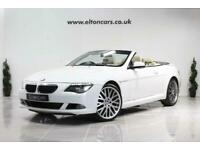 2010 BMW 6 Series 3.0 635d Sport 2dr Convertible Diesel Automatic