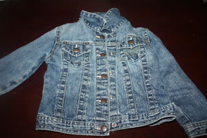 Gorgeous Boys Cricket Denim Jacket