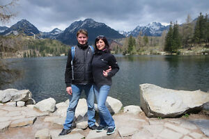 Professional couple looking for place to stay Apr - Oct